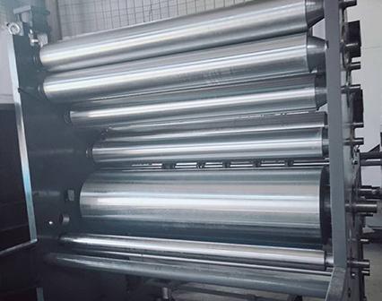 印刷机用滚筒